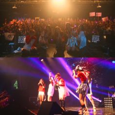 4minute raise the volume up with 1,000 fans at their solo concert in Spain | allkpop.com