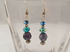 Check out this item in my Etsy shop https://www.etsy.com/listing/115700816/elegant-crystal-earrings-designed-with