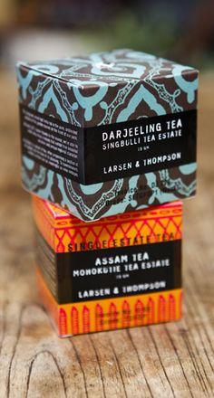 Darjeeling and Assam Tea