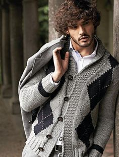 Scapa Sports Fall/Winter 2014 Campaign–Brazilian leading model Marlon Teixeira reunites with Scapa Sports to appear in the brand's fall/winter 2014 campaig