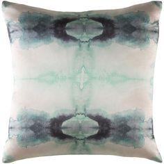 Colorways III Pillow, Mint $98