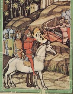 1325-1360, Hungary Medieval Archer, Medieval Art, 1 Maccabees, Holy Roman Empire, Arm Armor, My Heritage, Moorish, 14th Century, Hungary