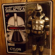 Battlestar Galactica Cylon Centurion Action Figure
