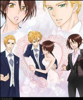 Usui x Misaki Happily Ever After >.<