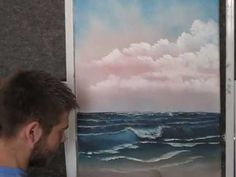 Paint with Kevin Hill - Soft Seascape - YouTube