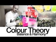 Artist: Scott Naismith Title: Color Theory Balance and Harmony  Medium: Video Scott informs us on how to balance colors along with understanding colors. I chose it because this is a great video to watch when being informed about colors as well as balance.