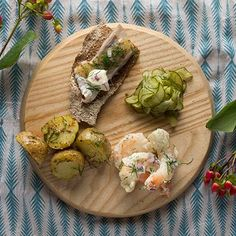 The Scandinavians don't let summer's arrival pass by unannounced. They eat, drink, dance and set bonfires ablaze in a raucous celebration. As our nod to this Friday's solstice, we made our own Swedish Midsummer feast. Read more.