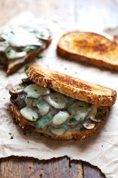 Simple Garlic Butter Mushroom