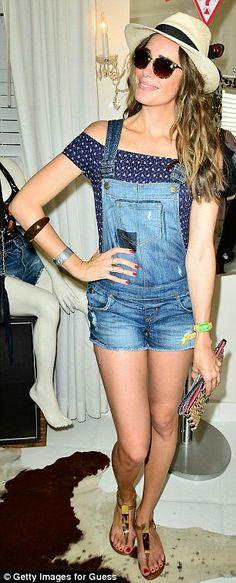 Best dressed @ 2014 Coachella | Louise Roe #festivaloutfit