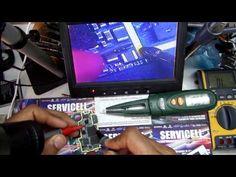 Revision y reparacion de 14 tablets con diferentes fallas , 2 de 5 curso gratis tablet - YouTube