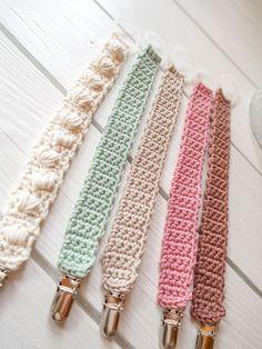 virkattututtinauhaohje Baby Boy, Knitting, How To Make, Diy, Pacifiers, Crocheting, Amigurumi, Patterns, Needlepoint