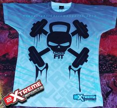 fitness apparel design idea for cross fit, tshirtprinting in south africa