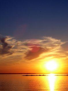 Summer Solstice at Last Mountain Lake, #Saskatchewan