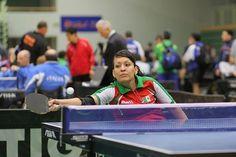 Edith Sigala afina entrenamientos rumbo a Río