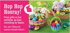 Contest Time! Easter Baskets, Fun Activities, Dinners, My Favorite Things, Gifts, Spaces, Dinner Parties, Presents, Food Dinners