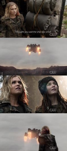 (I know it's not really Bellarke but I need to get something off my chest) WHAT THE FREAK HAPPENED IN THE LAST EPISODE?!?!?! IT LEFT ME LIKE  WHAAAAT?!?!?!