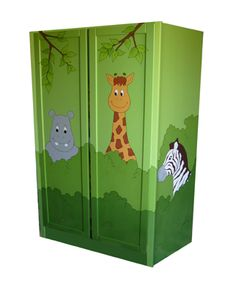 Jungle kamer on Pinterest  Jungle Room, Jungles and Themed Rooms