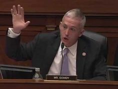 Gowdy Opening Statement at Public Benghazi Select Committee Hearing 2 - YouTube
