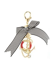 Nautical Charm Keychain #adorable =D