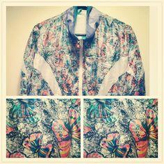 Amazing vintage ellesse jacket at Beyond Retro (Brick Lane)!