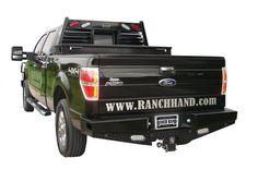 Ranch Hand 2009-2014 Ford F150 Sport Series Rear Bumper Best Deals at BUMPERONLY.COM! https://bumperonly.com/collections/ranch-hand-2015-current-ford-f150-rear-bumpers/products/ranch-hand-ford-09-14-f150-sensors-sport-series-back-bumper-sbf09hblsl