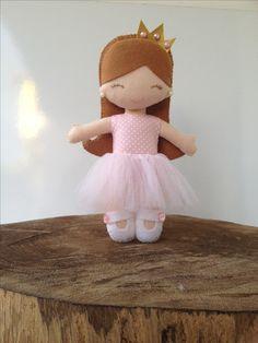 princesa, bailarina, boneca, Caseadodemae