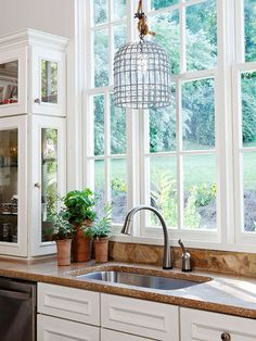 Easily give your home a new look with these great budget-friendly ideas. Transform your home with these simple upgrades you can do to your home to create a new and improved look. You'll love these DIY remodeling tips that will add character and charm to your home.
