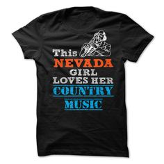 Nevada girl loves her coutry music