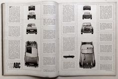 Past Print: twen issue 11 1962 / selected pages Willy Fleckhaus
