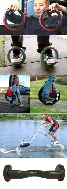 Shane Chen is a Washington-based inventor obsessed with moving the human body. His company, Inventist, has been developing strange-looking personal transportation devices for nearly a decade. We took a brief look at his Solowheel a few years ago, and it finally went on sale just last year.