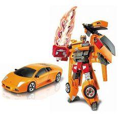 Робот-трансформер Lamborghini Murcielago (1:32) Roadbot  Цена: 292 UAH  Артикул: 52010 r  Фантастический робот-трансформер и одновременно модель автомобиля!  Подробнее о товаре на нашем сайте: https://prokids.pro/catalog/igrushki/elektronnye_igrushki/roboty/robot_transformer_lamborghini_murcielago_1_32_roadbot/