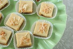 key lime bars by crumblycookie, via Flickr