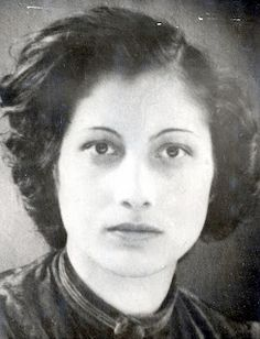Heroine Noor Inayat Khan. As an SOE agent during the Second World War, she became the first female radio operator to be sent from Britain into occupied France to aid the French Resistance. Recipient of the George Cross, the highest civilian decoration in the United Kingdom.