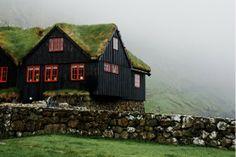 House in the Faroe Islands.