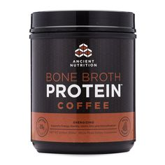 For the first time ever weve combined bone broth and organic espresso coffee to create the worlds most nourishing and energizing formula With Bone Broth Protein Coffee you can support your energy Healthy Eating Recipes, Ketogenic Recipes, Ketogenic Diet, Whole Food Recipes, Healthy Breakfasts, Healthy Tips, Healthy Meals, Free Recipes, Protein Coffee