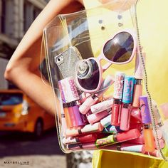When it comes to Maybelline Baby Lips Moisturizing Lip Gloss liking just isn't enough, you gotta love em', girl. Now grab your book bag and go flaunt them all.
