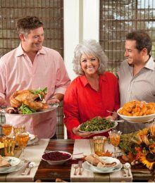 Paula Deen Thanksgiving Recipes!  Pin it now, Read it later!  #thanksgiving #holiday #foodiefiles