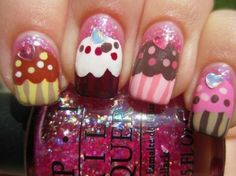 In addition to paint, you need to add some accessories such as brushes, glosses, metal studded with many sizes and different shapesThe Cutest Nail,Easy Cute Nail,Cute Nail Designs Pictures of Cute Nails,Really Cute Nail Designs,Cute at Home Nail Designs,31 Nail Designs for Summer,Cute Nail Styles for Teens.
