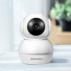 Buy Alfawise Smart Home Security WiFi Wireless Mini IP Camera, sale ends soon. Be inspired: discover affordable quality shopping on Gearbest Mobile! Smart Home Security, Wireless Home Security Systems, Security Alarm, Security Surveillance, Security Cameras For Home, House Security, Security Solutions, Security Service, Wi Fi