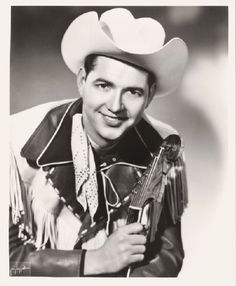 Hank Thompson -- from Waco