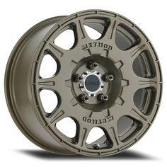 Method 502 Bronze Rally Wheel   Method Race Wheels