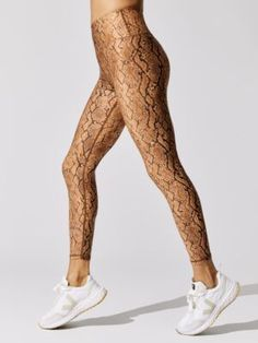 PRINTED HIGH RISE 7/8 LEGGING Workout Attire, Sports Leggings, Workout Tops, Active Wear, Ready To Wear, Fitness Outfits, Stylish, How To Wear, Clothes