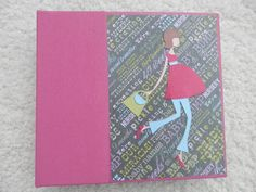 6x6 Pregnancy Scrapbook by SimplyMemories on Etsy