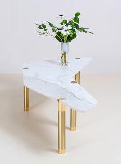 Nova Boomerang Coffee Table - Contemporary Coffee & Cocktail Tables