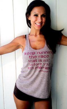 Motivation...Running the race, Hebrews 12:1