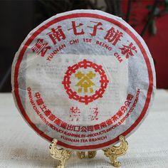 販売のpu er熟した茶、357グラム最も古い古いプーアル茶、鈍い赤、甘い蜂蜜、プーアル茶、古い木送料無料
