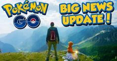 Pokemon GO : New Update Details ( 0.41.2 for Android and 1.11.2 for iOS is OUT !) #Pokemon #PokemonGO #PokemonGoNewUpdate #pokemon #toys #fun #love