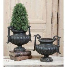 Antique Urns/Jardinieres | Antique Accessories | Inessa Stewart's Antiques - Inessa Stewart's Antiques