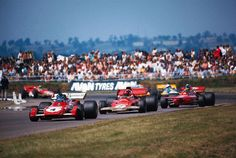 J.Ickx|E.Fittipaldi|R.Peterson(Great Britain 1971) by F1-history on @DeviantArt