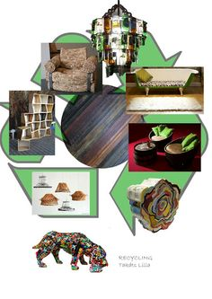 DesigndrOops!: kollázsok Shoe Rack, Collages, Recycling, Modern, Trendy Tree, Shoe Closet, Collagen, Shoe Racks, Recyle